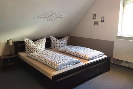 Gemütliche DG-Wohnung im Herzen Rendsburgs - Rendsburg - Apartamento