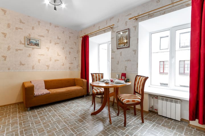 Two bedroom Apartment in the Historical Center