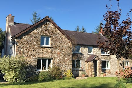 Penybanc -  Cottage with space to rest and play