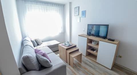 Golden view apartment II