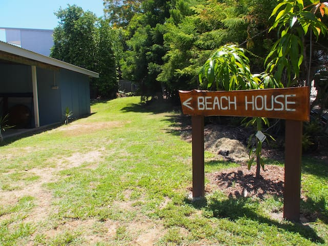 Beach house - perfect for a relaxing time.