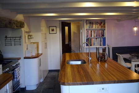 Snowdonia Townhouse - Boutique Self Catering - Dolgellau