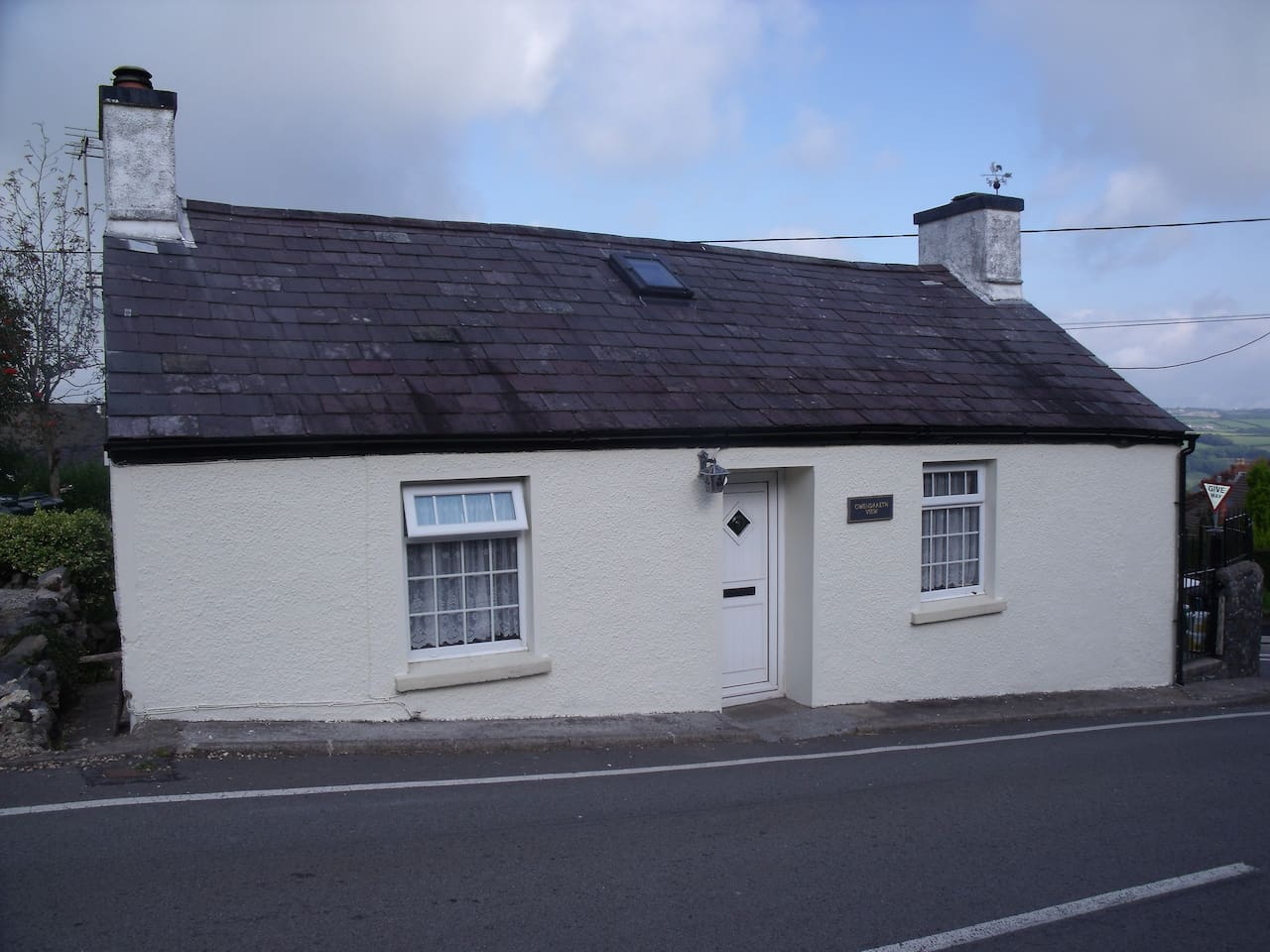 Gwendraeth View cottage
