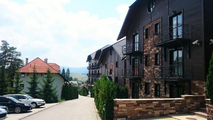 Green hill - Marta - Zlatibor - Pis