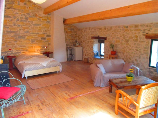 chambre d'hôte Laho - Lagorce - Bed & Breakfast