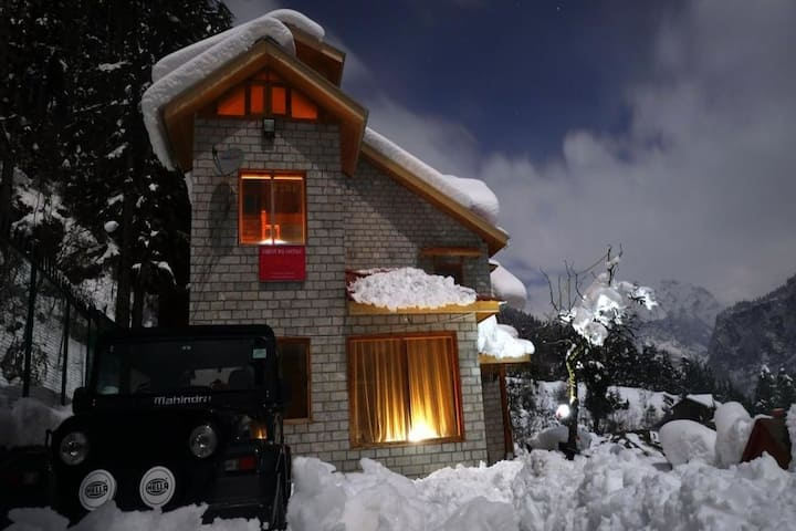 Luxury Hotel In Manali- AmNeu Forest Way