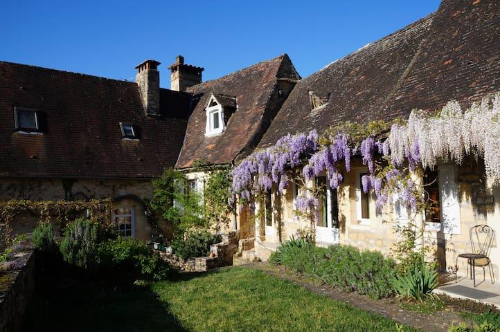 Belle demeure du 16 ème siècle près de Beynac, - Saint-Vincent-de-Cosse - Casa