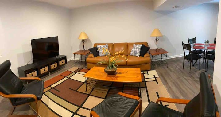 Cozy one bedroom apartment in Chantilly-Fairfax