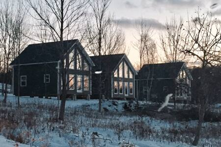 Northwinds, Chalets by the Bay - Parkers Cove