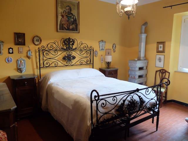 Santa Mustiola: Camera dei Tigli - Arcidosso