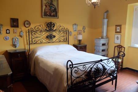 Santa Mustiola: Camera dei Tigli - Arcidosso - Vila