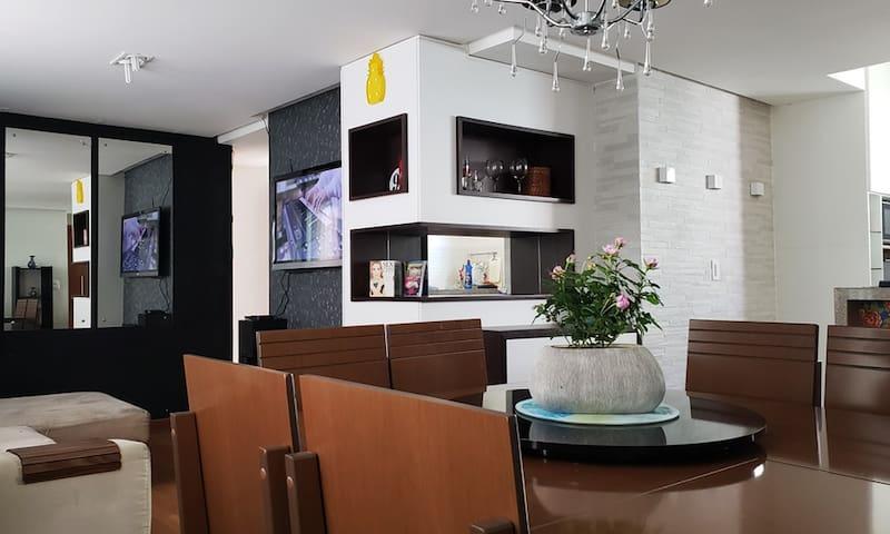 Apartamento COMPLETO (bairro + seguro de Colatina)