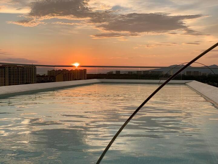 Luxury Penthouse Marina Vallarta