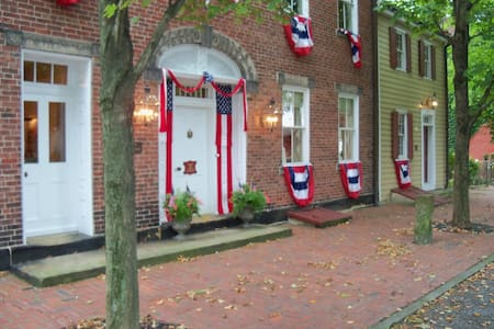 Spread Eagle Tavern & Inn - Hanoverton - Bed & Breakfast