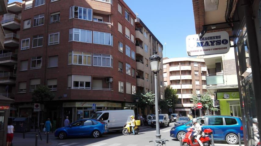 Feria y centro  de Albacete - Albacete - Andre