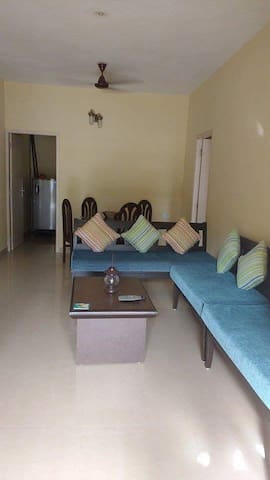 Holiday apartment in SOUTH GOA,INDIA. - Salcete - Apartment