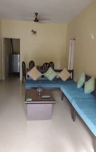 Holiday apartment in SOUTH GOA,INDIA. - Salcete