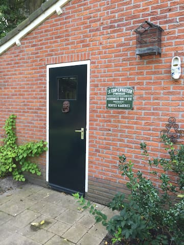 Nice and private room in Dordrecht - Dordrecht - Guesthouse
