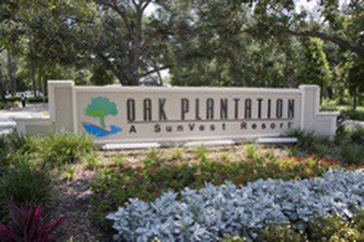 Oak plantation 2 BDRMS deluxe