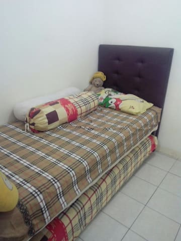 Cheap Apartment in Jakarta - Cempaka Putih - Apartemen