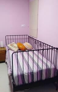 Habitacion individual privada para chicas