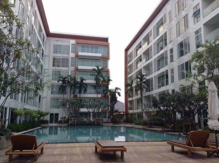 Quality private condominium for rent in Hua Hin
