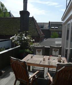 Verrassende, sfeervolle woning (>150m2) in centrum - Haarlem
