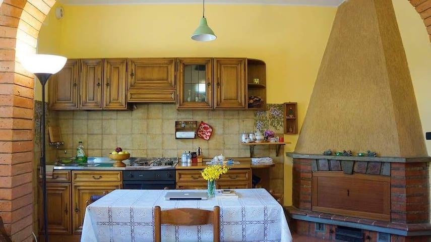Da Valentina accoglienza e relax in Toscana