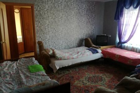 Благоустроенная квартира на сутки в г. Смолевичи