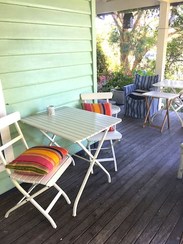 The Porch Room @Huskisson B&B - Huskisson - Bed & Breakfast