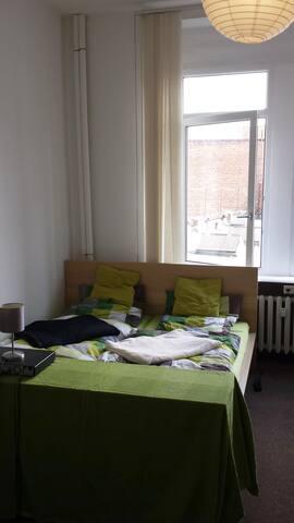 Ruhiges und zentrales Zimmer in Erfurt