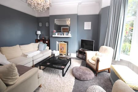 Charming one bed ground floor flat - Apartamento