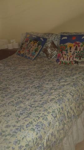 Metairie bedroom in family house close to stores - Metairie - Hus