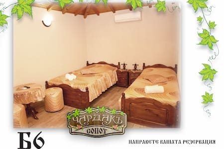 Guest room B6 - Guest House Chardaka Sopot