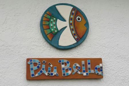 Piu Bella, casa en Punta Rubia a mts de la playa - Punta Rubia - House