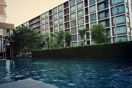 Baan Koo Kiang Condominium in Hua Hin. - Amphoe Hua Hin