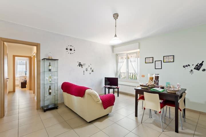 Modern Apartment in Recanati near Palazzo Venieri