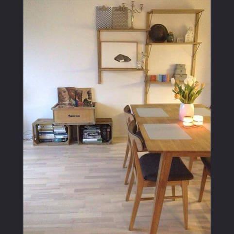 lejlighed i naturskønne omgivelser - Viby - Apartamento