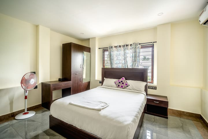 ECO-FRIENDLY tranquility in Trivandrum