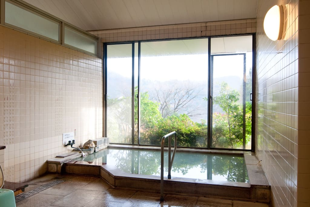 Hotspring you can try. Serving Pure Milky White Onsen for 24hrs.