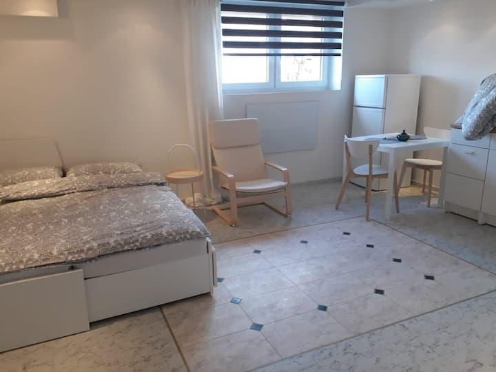 Helle, moderne, gemütliche 1 Zimmer-Wohnung