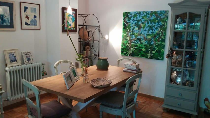 Precioso dormitorio+estudio muy bien comunicado - Pozuelo de Alarcón - Haus