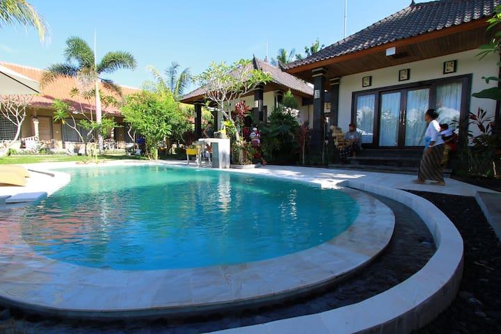 Beautiful & affordable villa ,UBUD - Gianyar - House