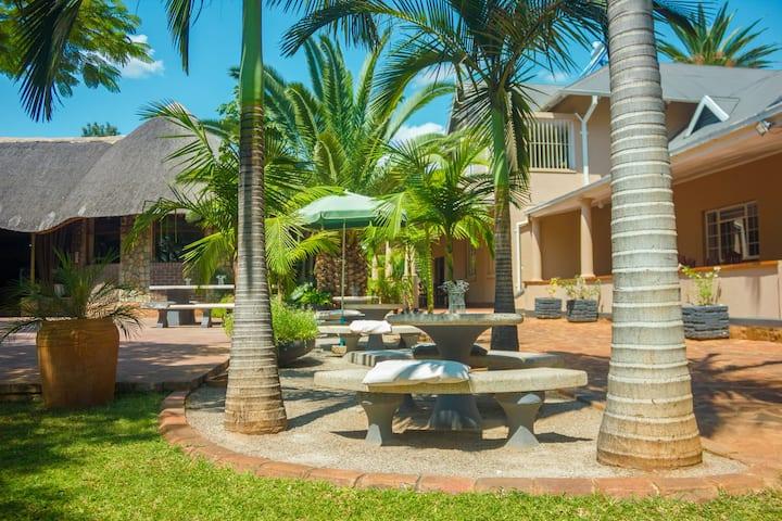 Ndlovukazi Bulawayo Villa suite 9