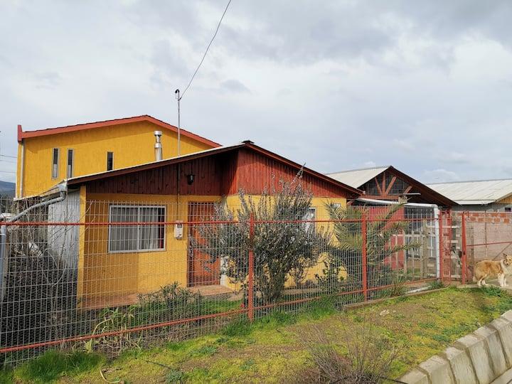 Casa quirihue