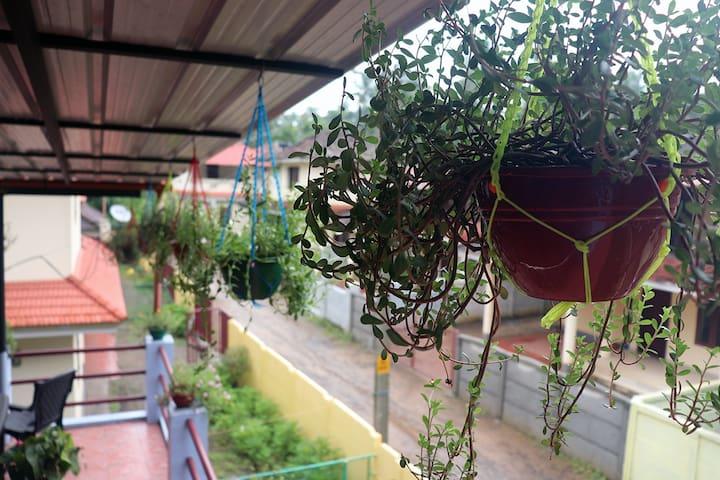 Vrindavanam Villa, Guruvayur (entire house)