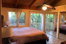 Second Master Suite with Lanai access and King Bed