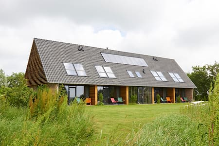 Beautiful 20-person groupaccommodation Friesland