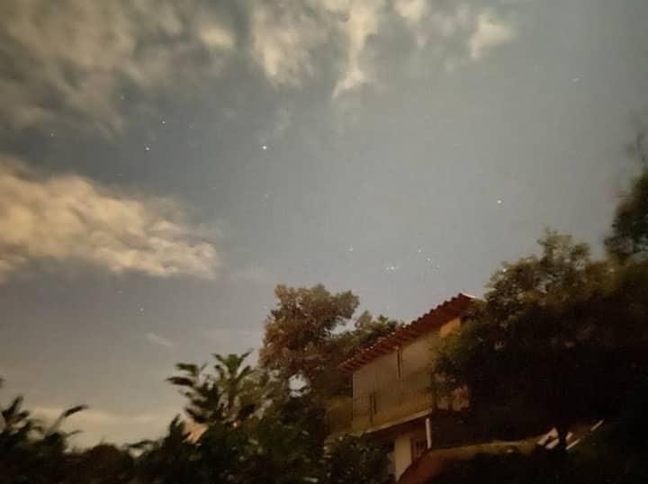 Cabaña del Cielo. Vía Rionegro - La Ceja.