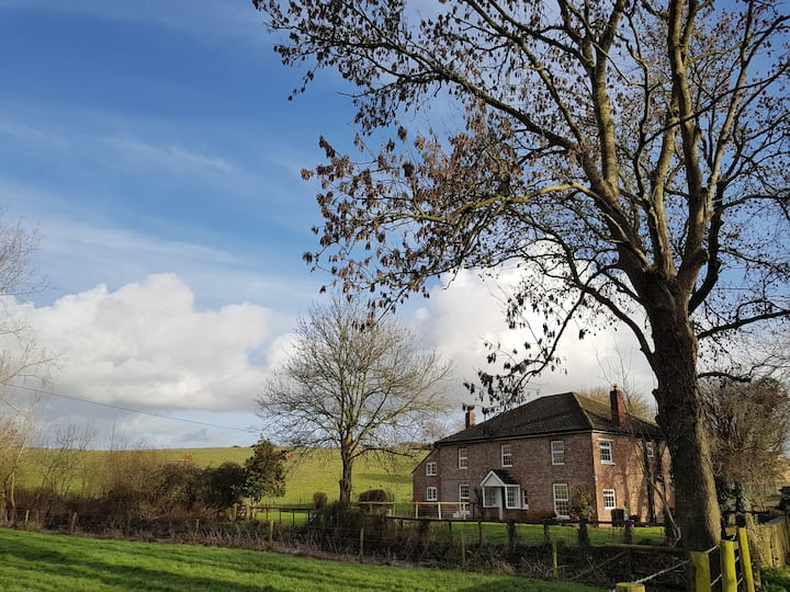 Preston Farm House, steeped in character and charm